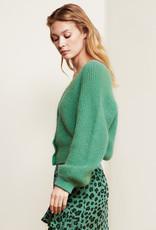 Fabienne Chapot Starry Cardigan Garden Green
