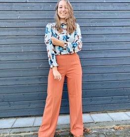 Second Female Evia Trousers Auburn