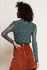 Fabienne Chapot Victoria Solid Skirt Cognac