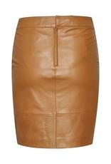 Gestuz Char Mini Skirt Rubber