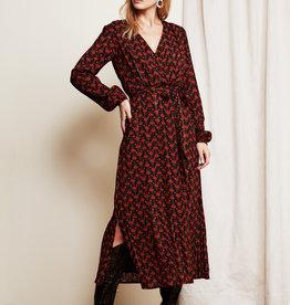 Fabienne Chapot Isabella Isa Dress Rusty Rosebud