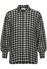 InWear Padget Shirt Black White