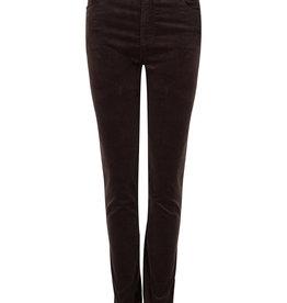 Dante 6 Aria Velvet Pants Café Noir