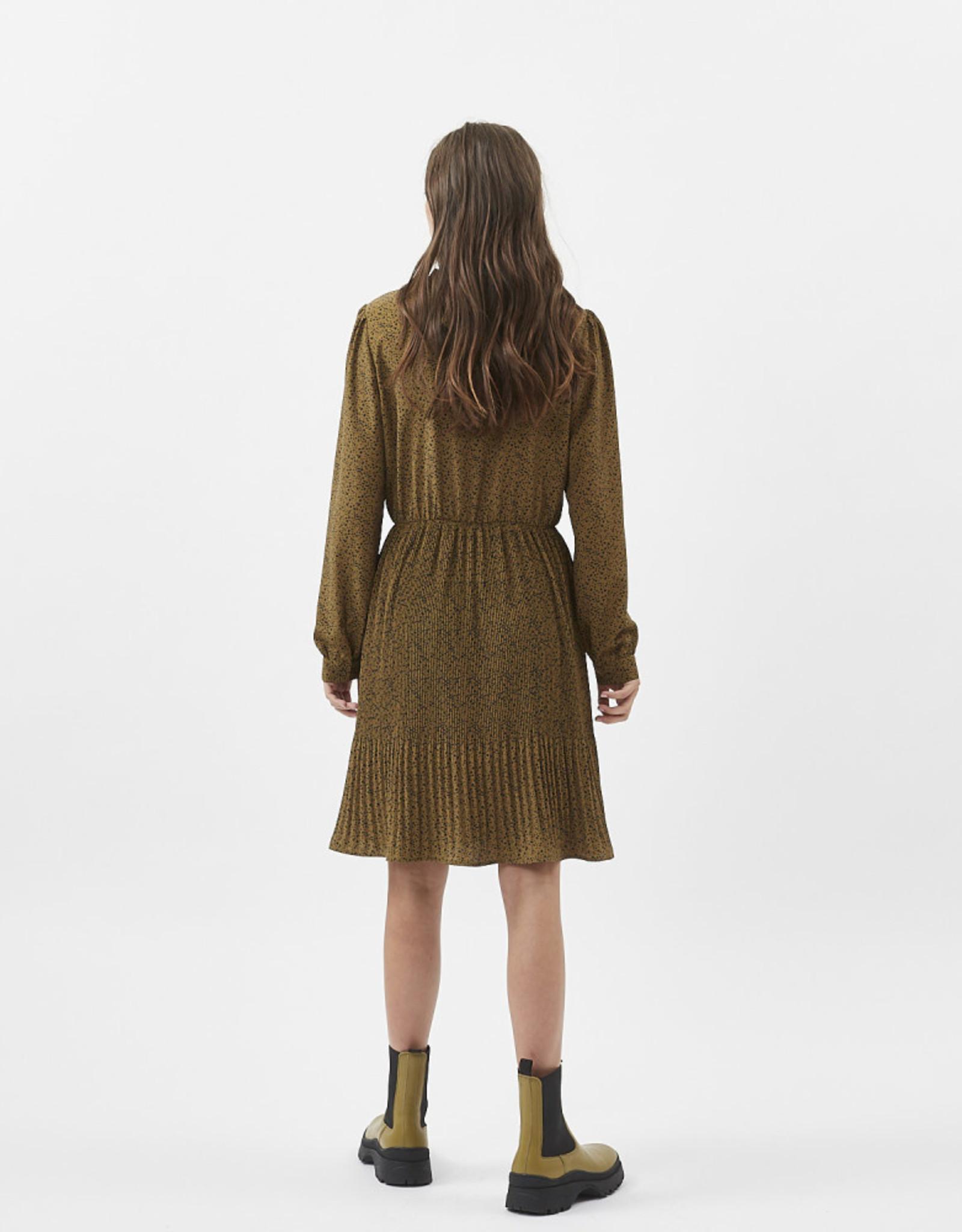 Minimum Zuline Dress Fir Green