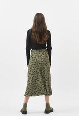 Minimum Albi Skirt Dark Olive