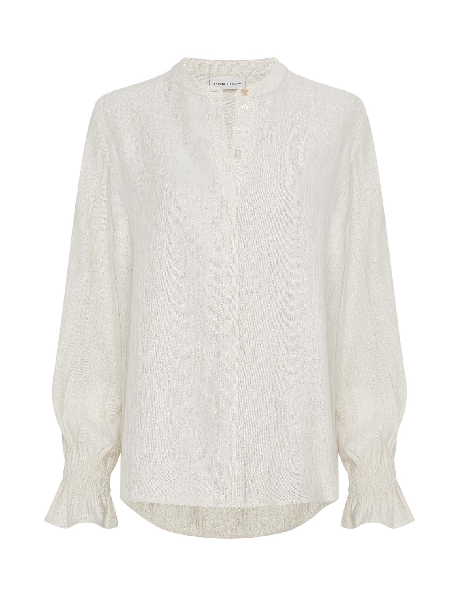 Fabienne Chapot Studio Blouse Cream White