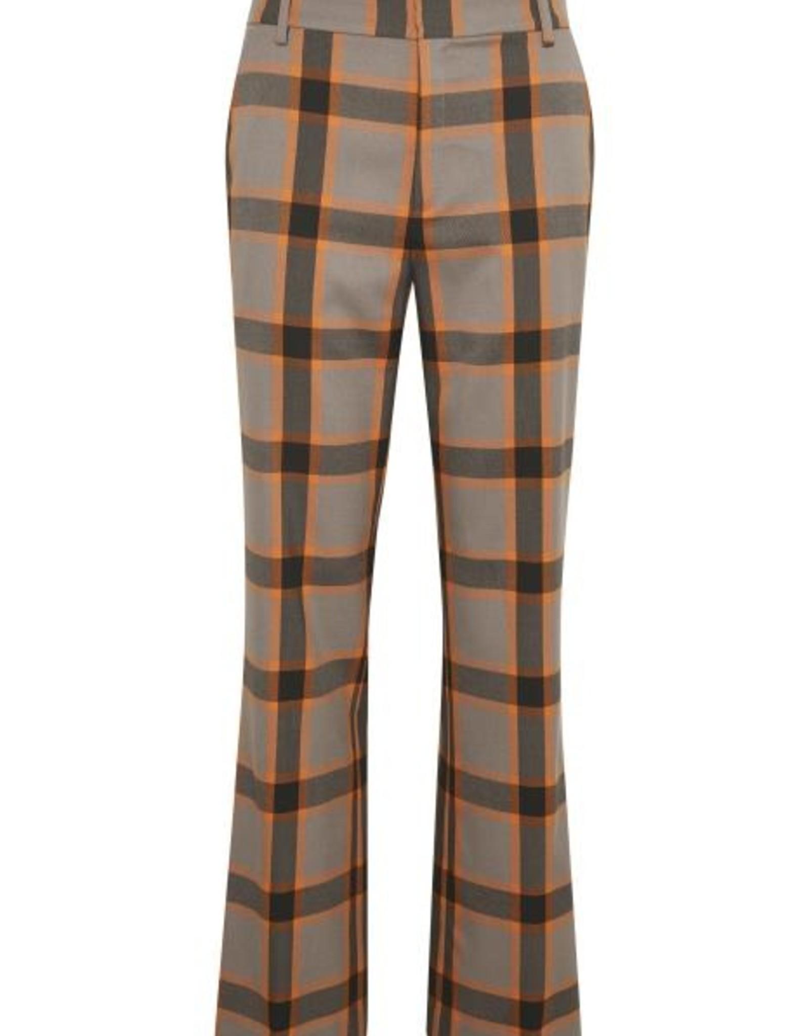 InWear Ollie Bootcut Pant Sandy Grey