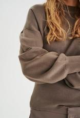 InWear Yasmine Firm Pullover Sandy Grey