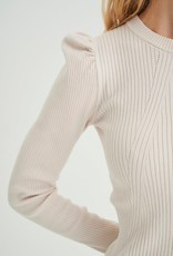 InWear Yuno Puff Sleeve French Nougat