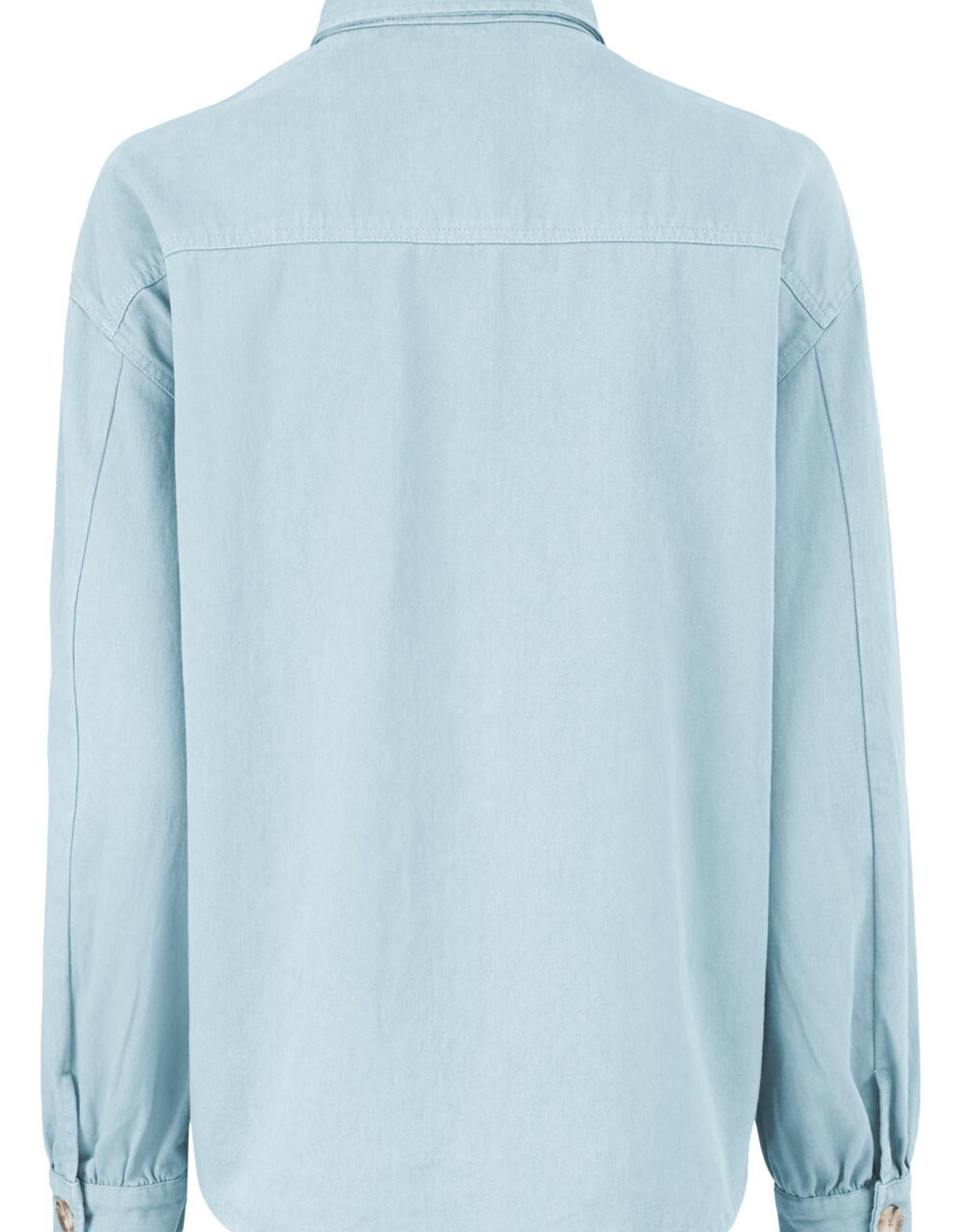 Modstrom Catalina Shirt Chambray Blue