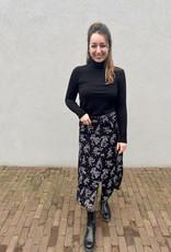 Modstrom Hunch Print Skirt Flower