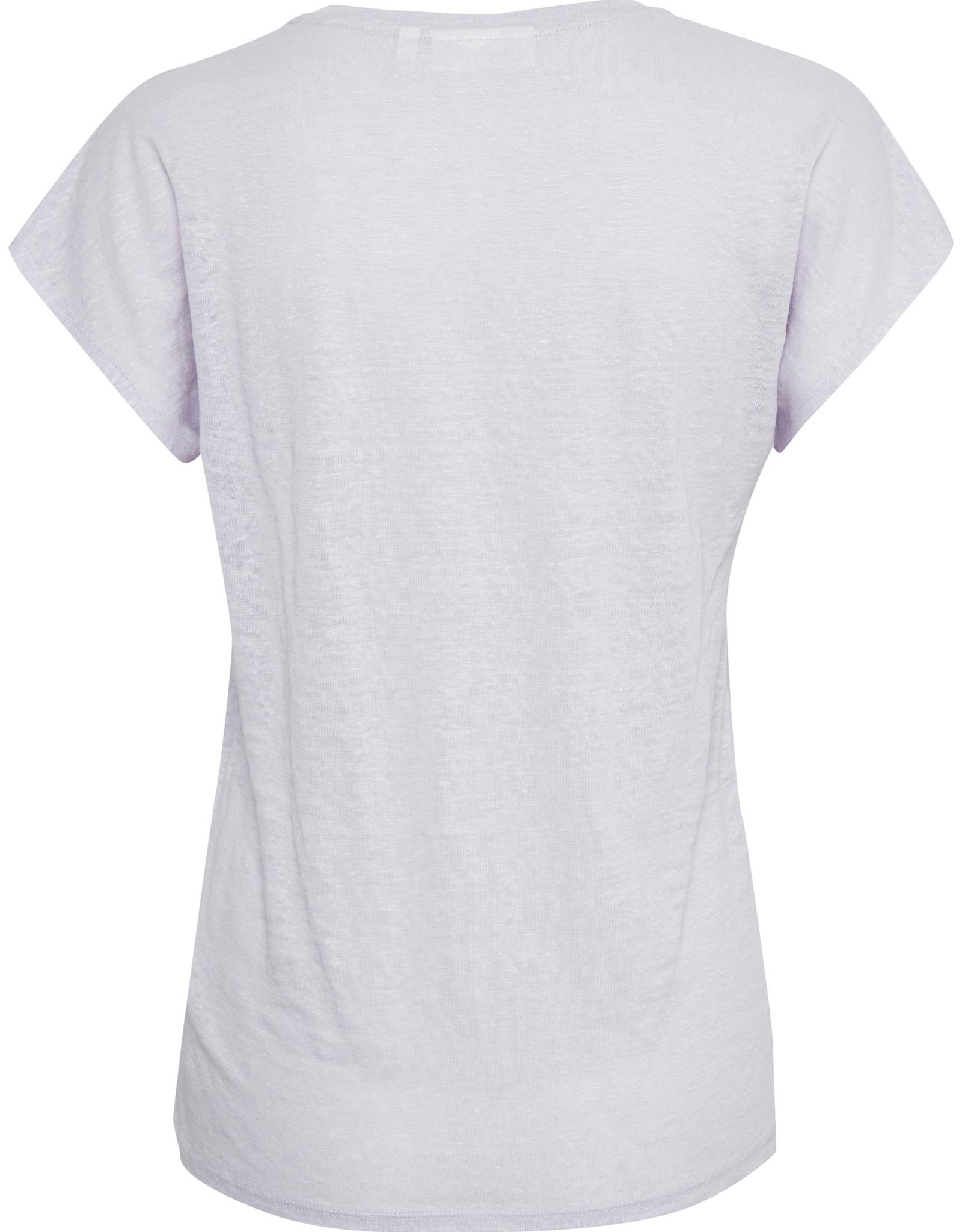 InWear Faylinn V T-Shirt Light Lavender