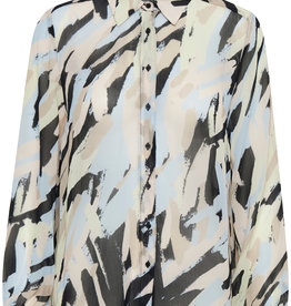 InWear Florizza Shirt Pastel Strokes