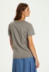 Soaked in Luxury Bo T-Shirt Brushed Nickel