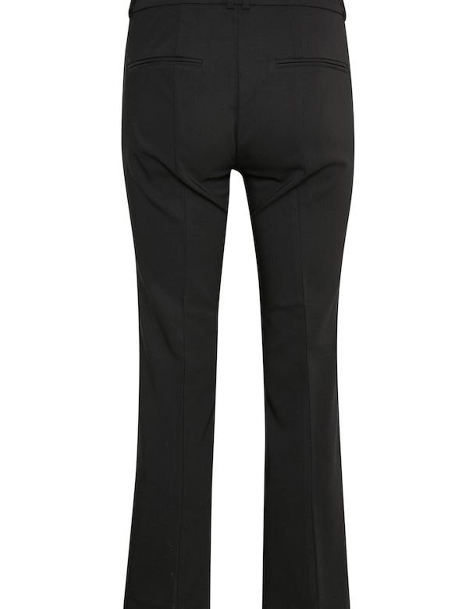 InWear Zella Kickflare Pant Black