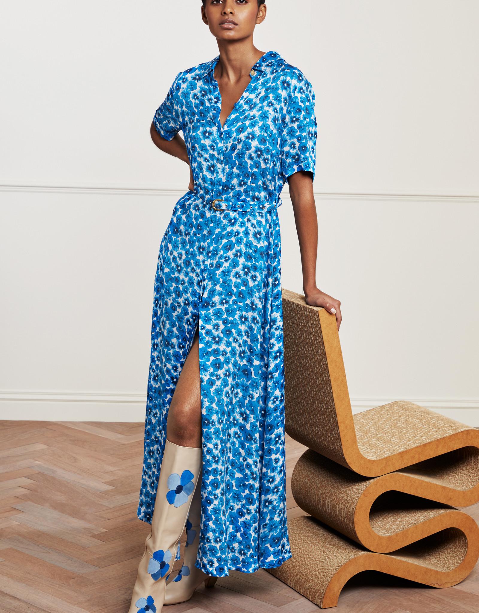 Fabienne Chapot Mia Dress Fancy Pansy