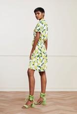 Fabienne Chapot Boyfriend Tess Dress Lime Lights