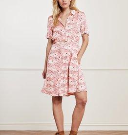 Fabienne Chapot Mila Dress Swan Sea Print