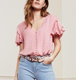 Fabienne Chapot Leo Summer Top Trippy Pink