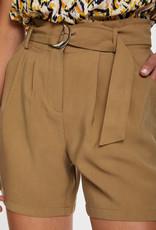 Soaked in Luxury Enid Vonnie Shorts Ermine