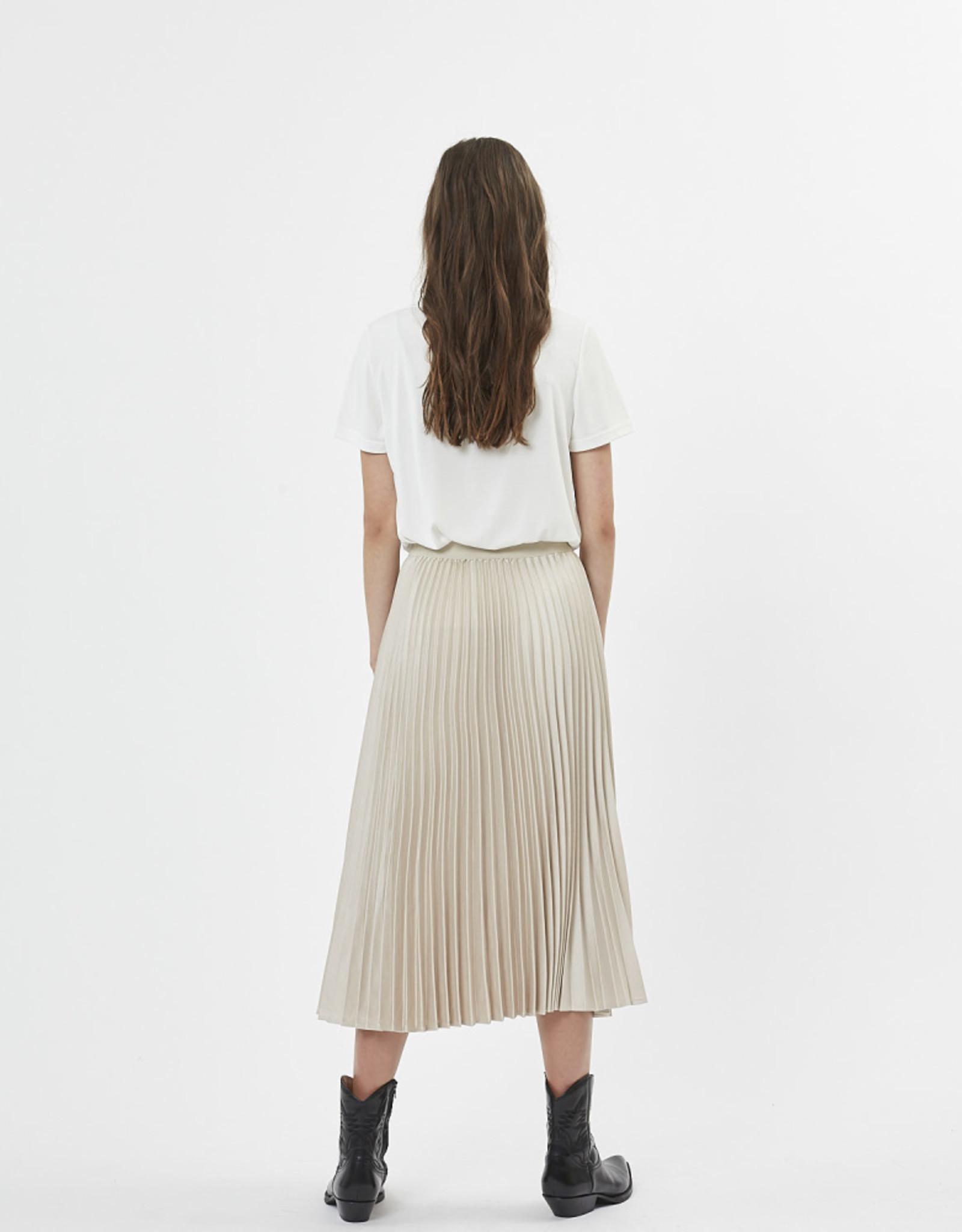 Minimum Salwa Skirt Butter Cream