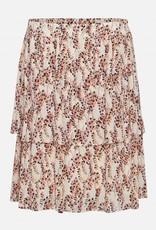 Moss Copenhagen Camly Rikkelie Skirt Bellini Leaf