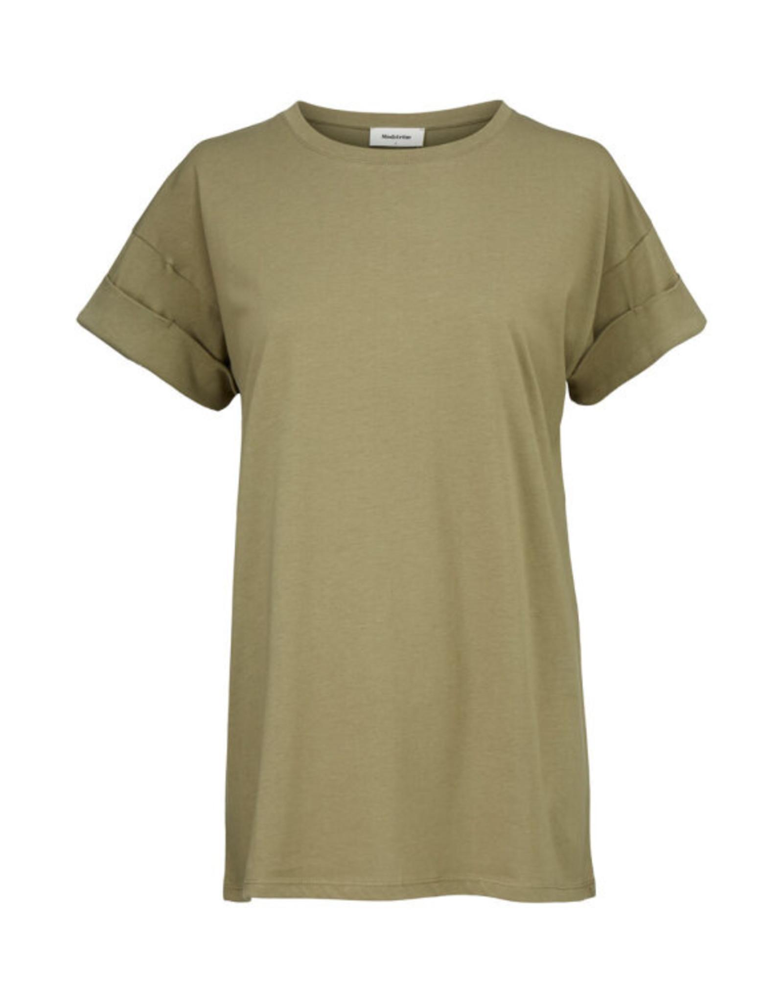 Modstrom Brazil T-Shirt Light Khaki