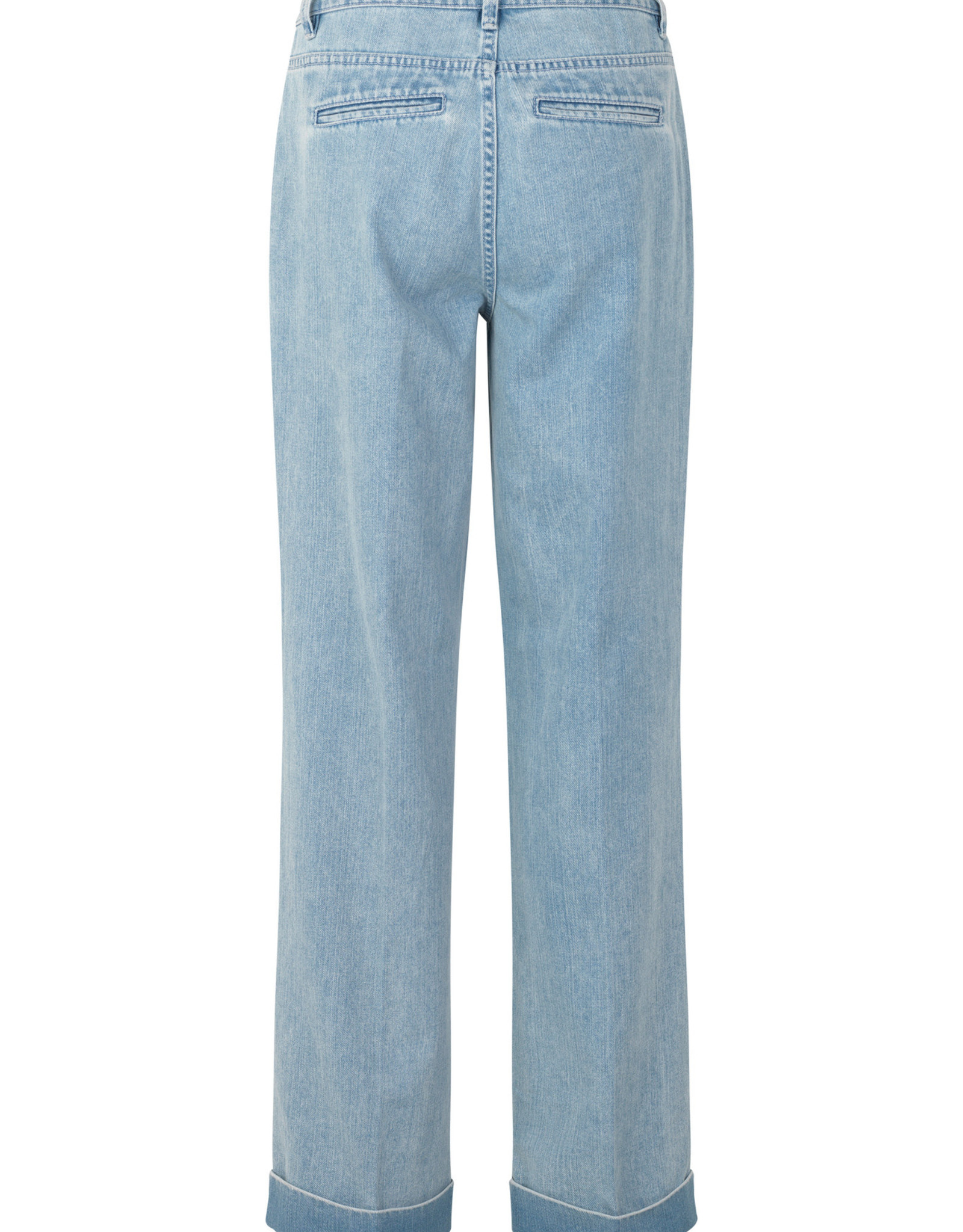 Second Female Beirut Trousers Pale Sky Blue