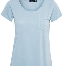 Soaked in Luxury Columbine Tee Cashmere Blue