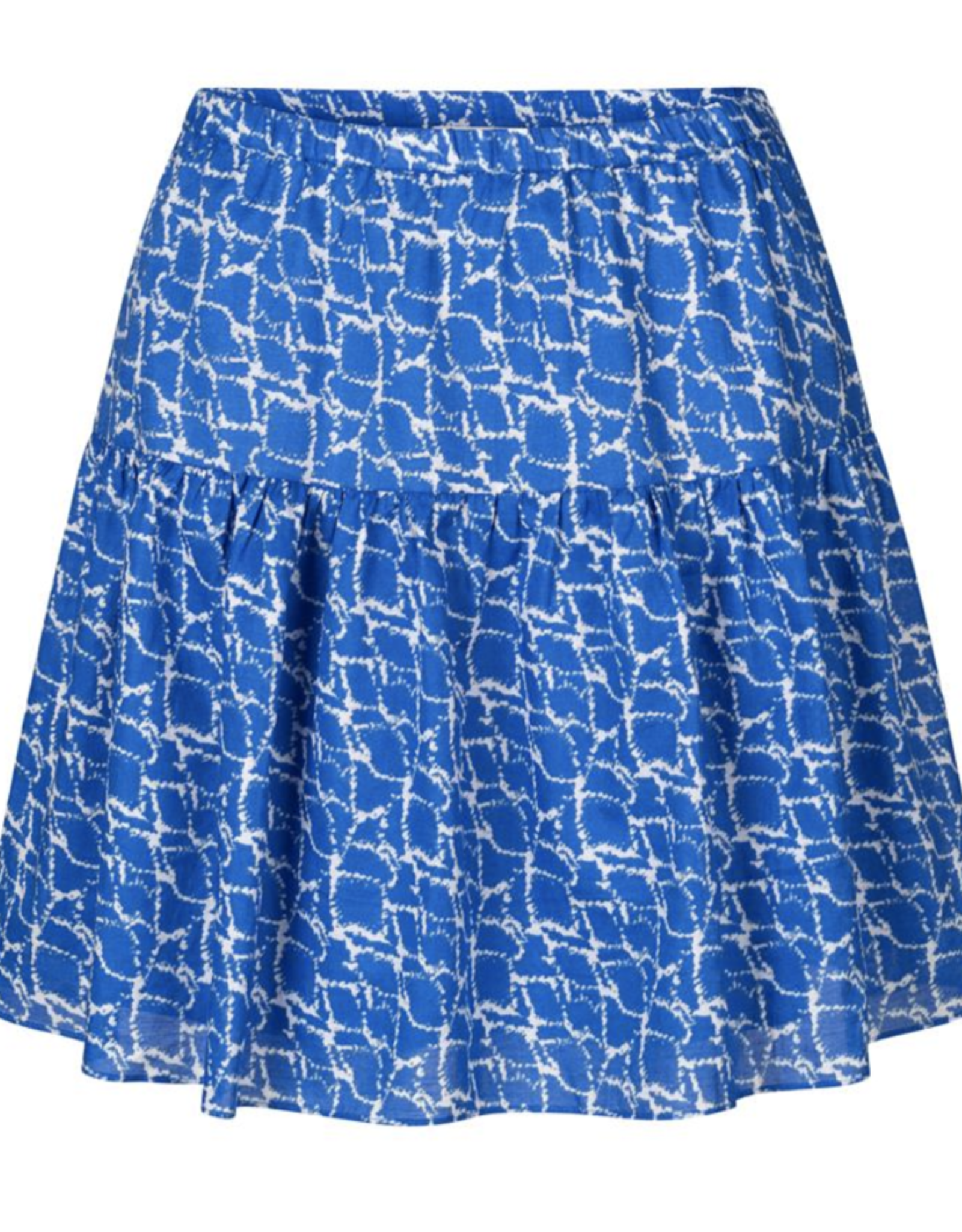 Second Female Dayly Skirt Deep Ultramarine