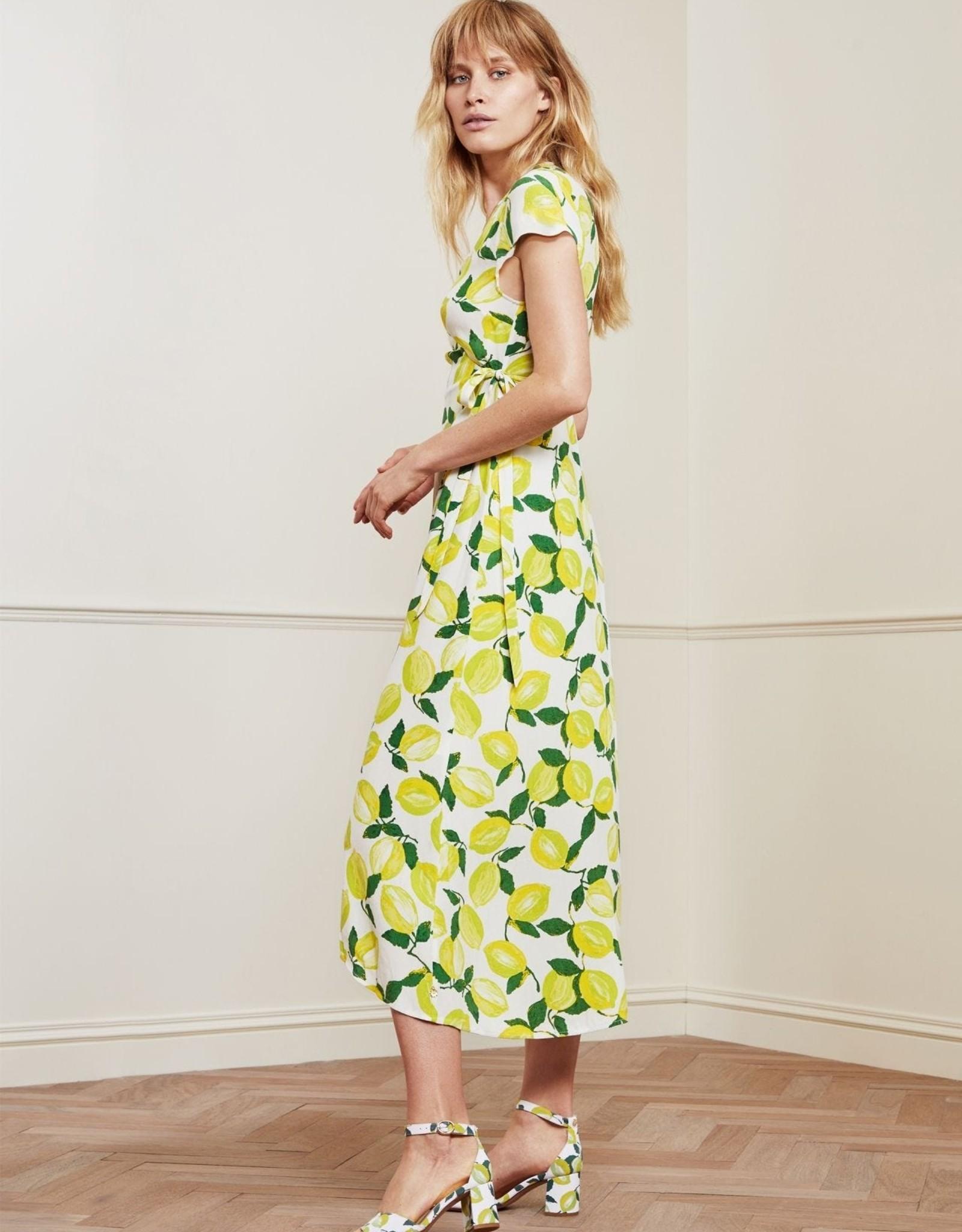 Fabienne Chapot Archana Tess Dress Lime Lights