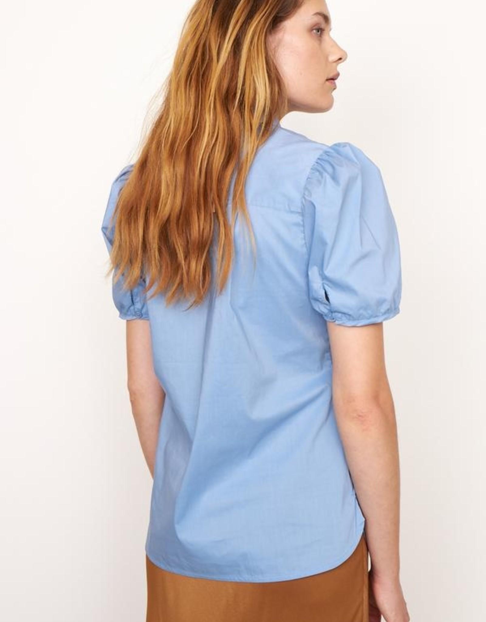 Second Female Glasgow Shirt Bel Air Blue