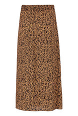 Modstrom Isabella Print Skirt Apricot Leaf