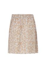 Modstrom Isa Print Skirt Bluebell