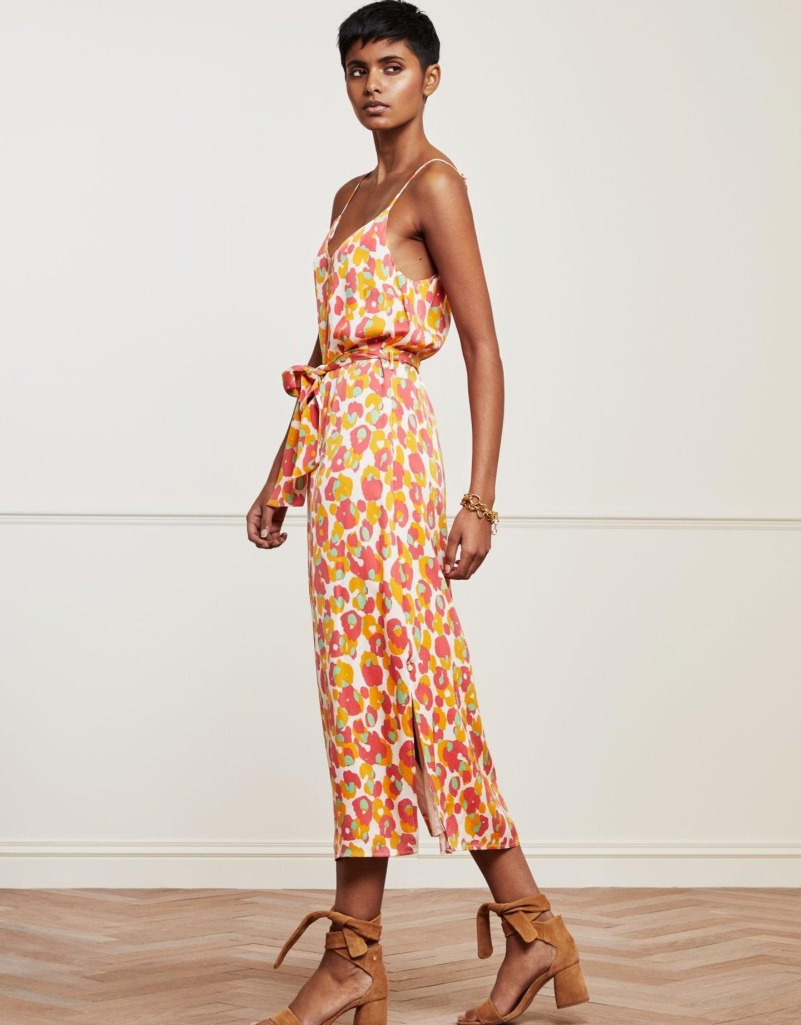 Fabienne Chapot Sunset Cato Dress Loopy Leopard