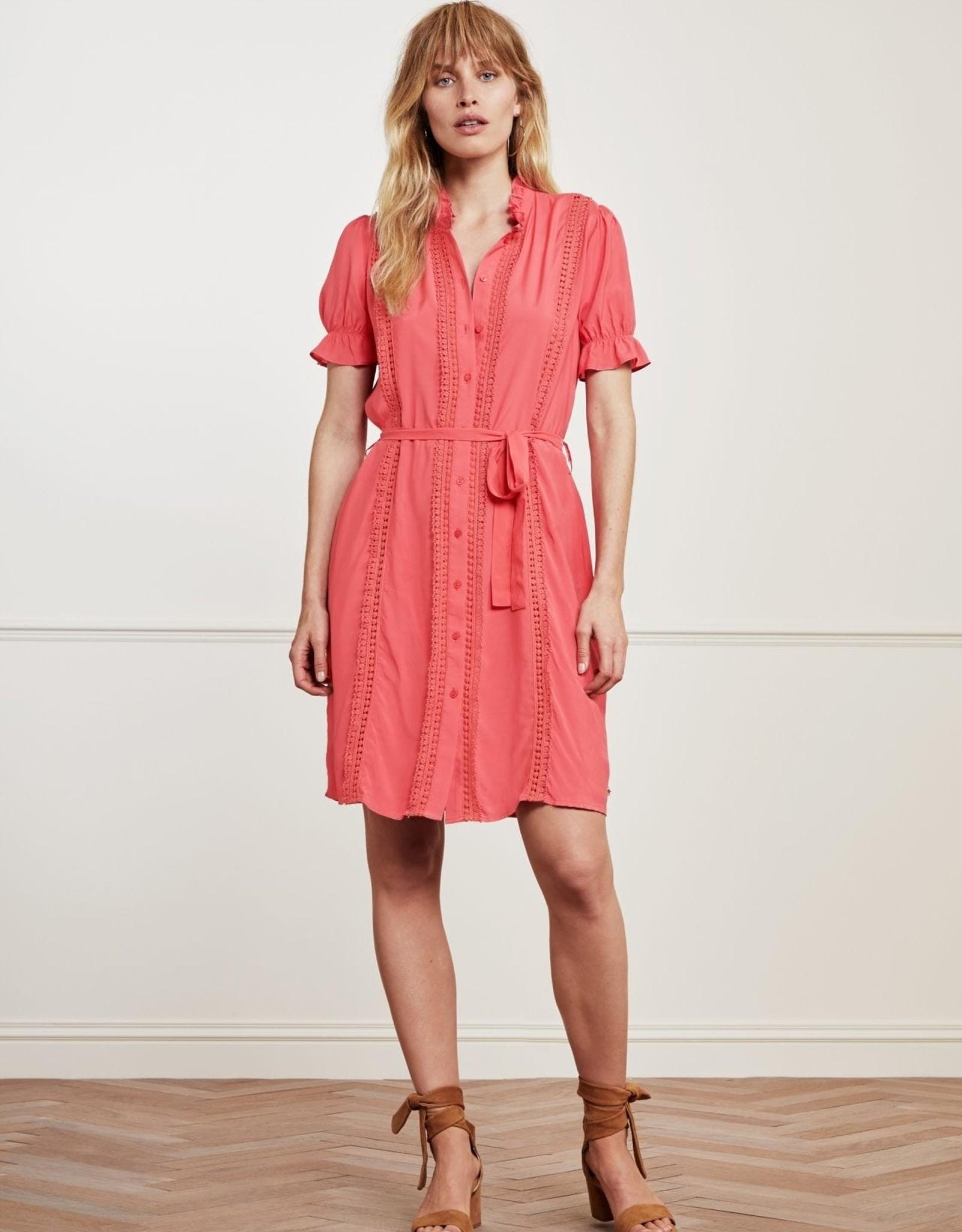 Fabienne Chapot Alice Dress Powder Pink