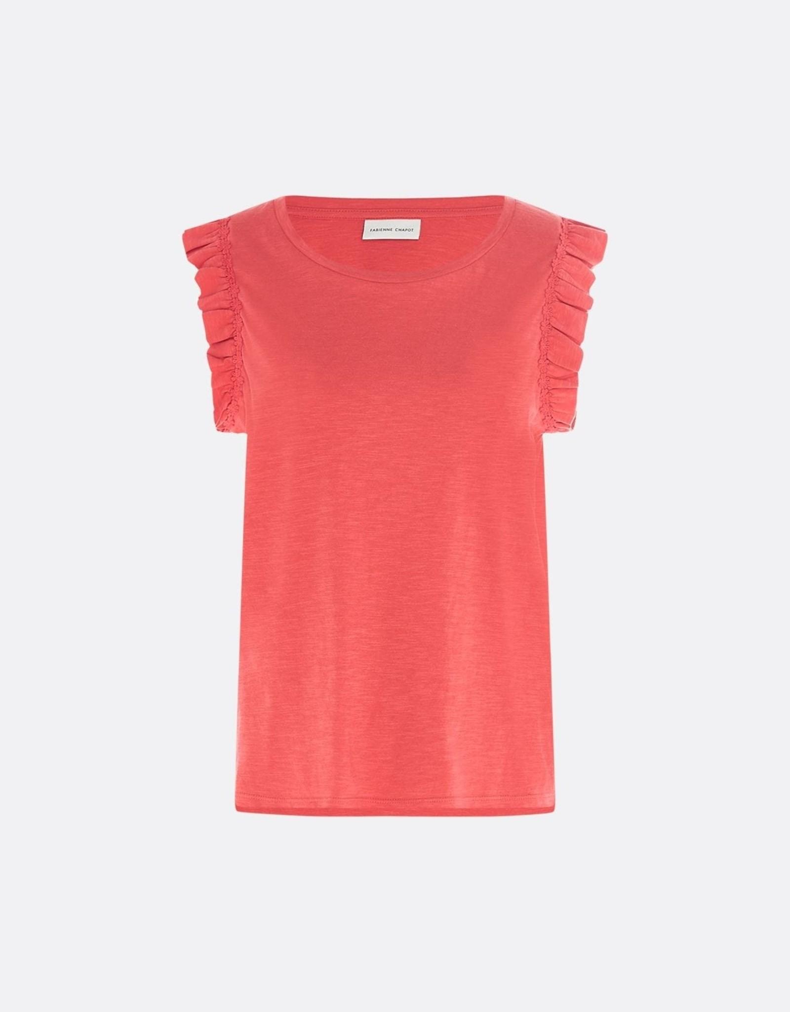 Fabienne Chapot Phil Frill Top Powder Pink