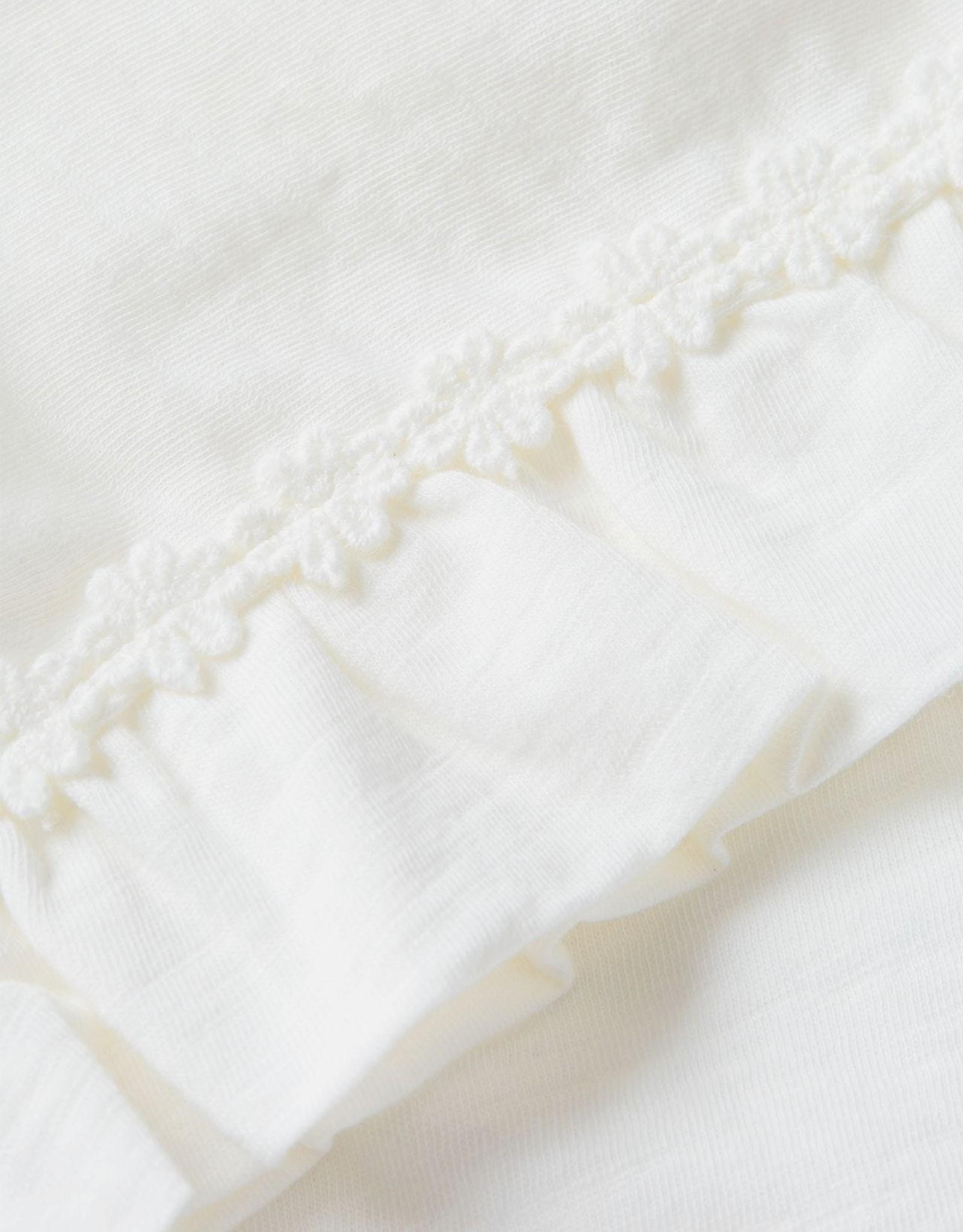 Fabienne Chapot Phil Frill Top Cream White