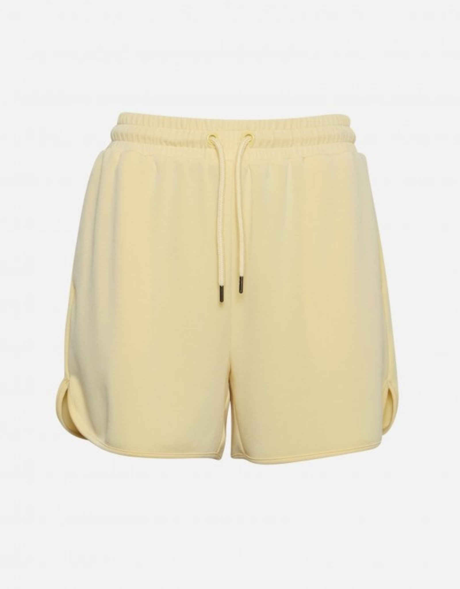 Moss Copenhagen Terisa Merla Shorts Pale Banana