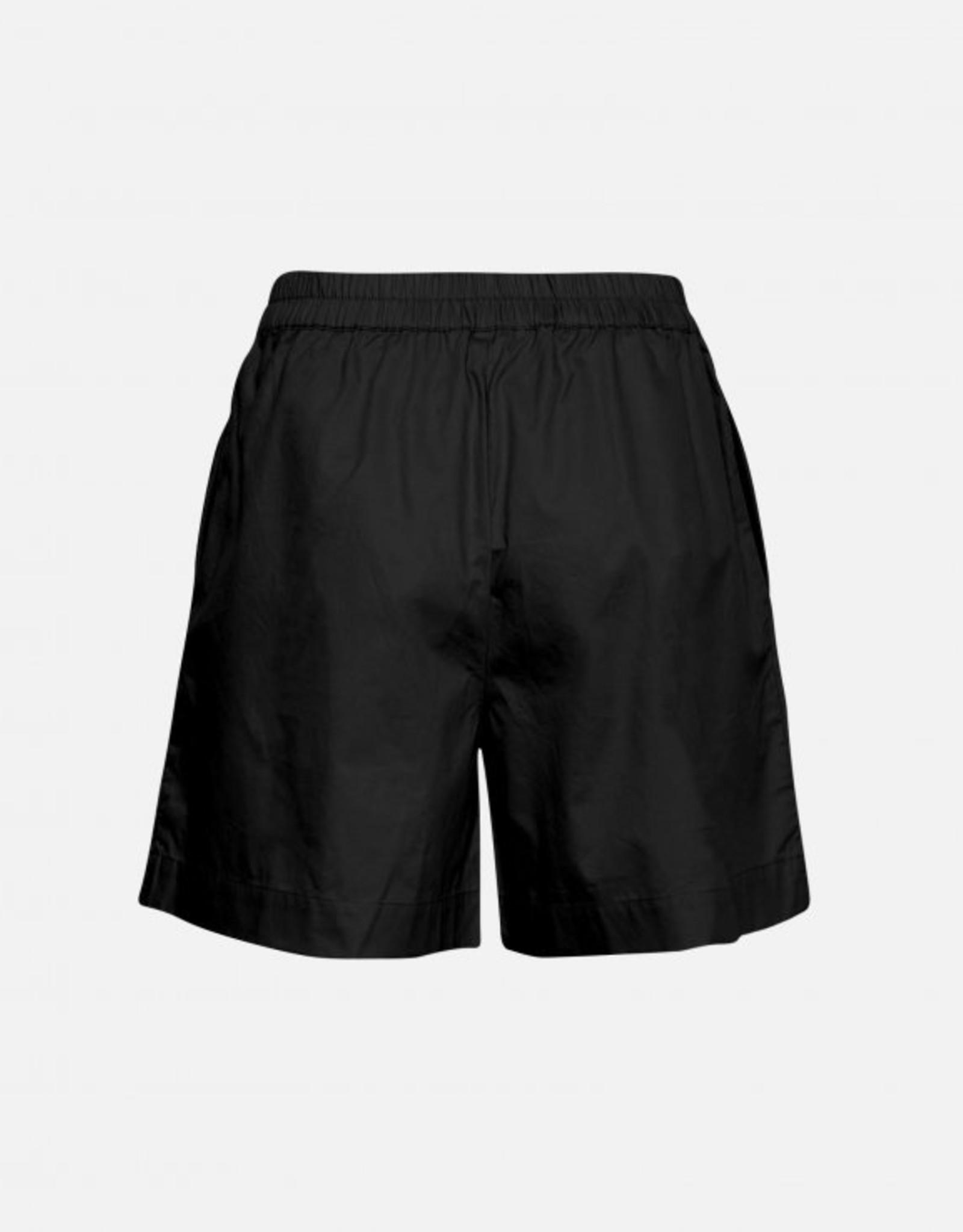 Moss Copenhagen Imona Shorts Black