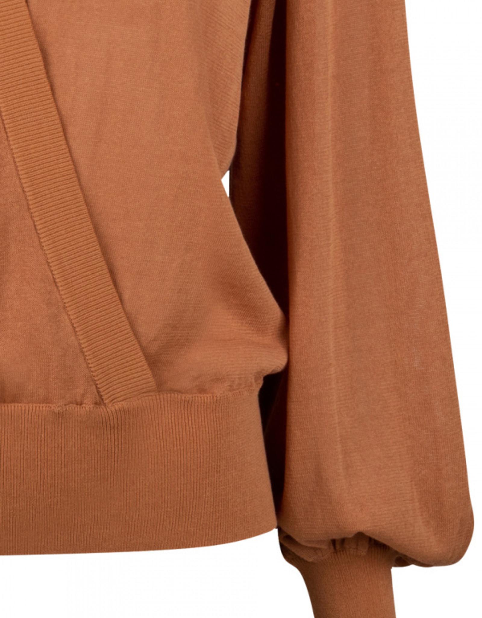 Dante 6 Valetta Sweater Latte