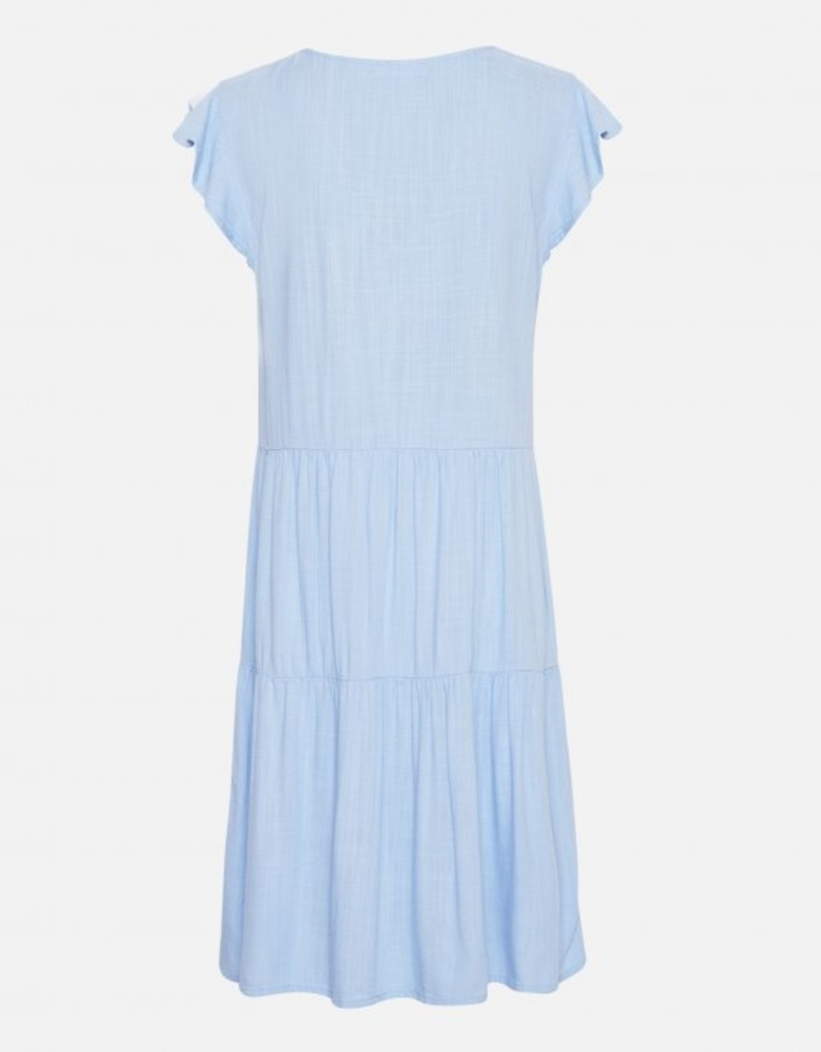 Moss Copenhagen Laida SL Dress Powder Blue