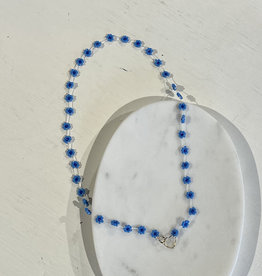 Atelier Labro Fiori Necklace Amalfi Blue