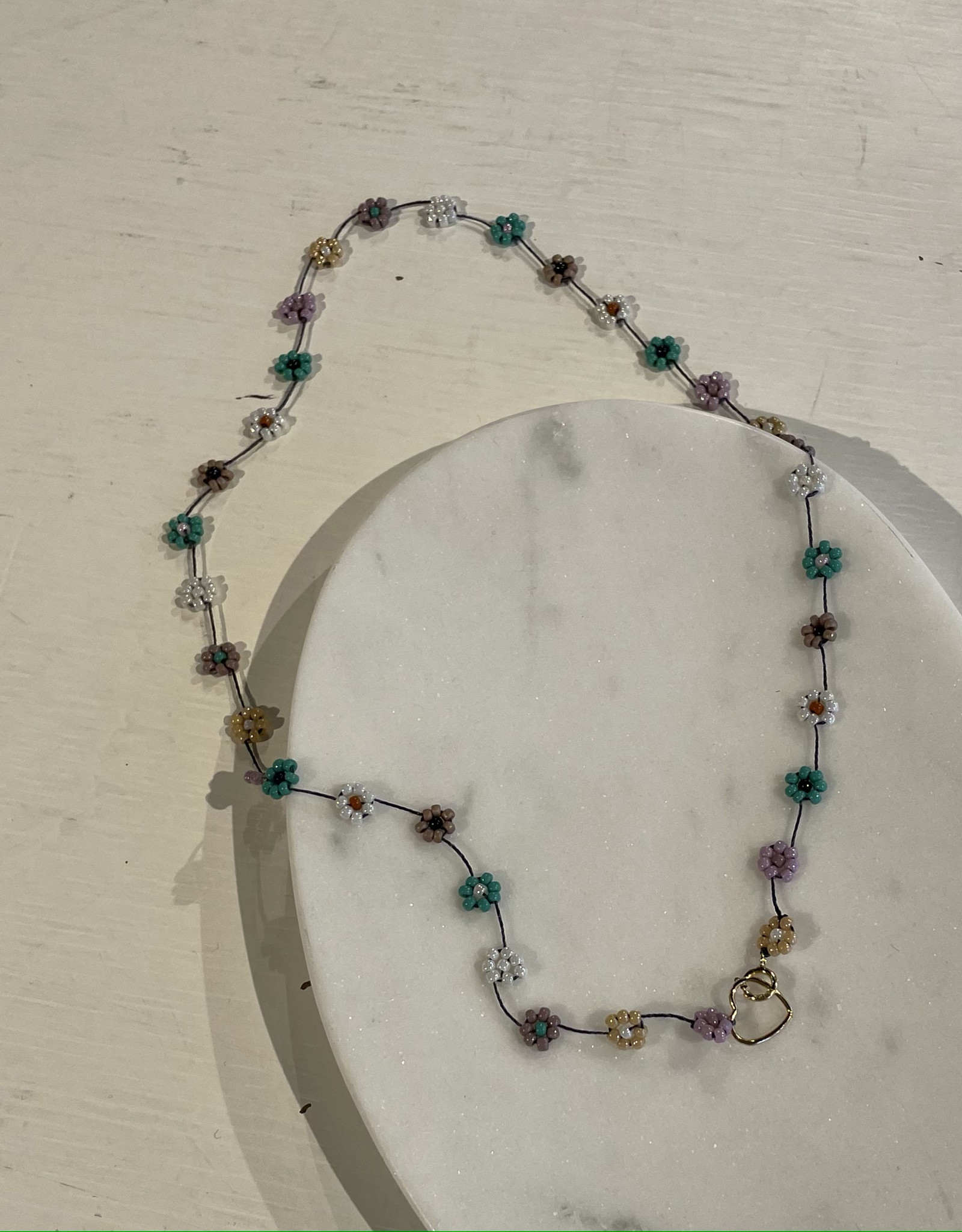 Atelier Labro Fiori Necklace Misto
