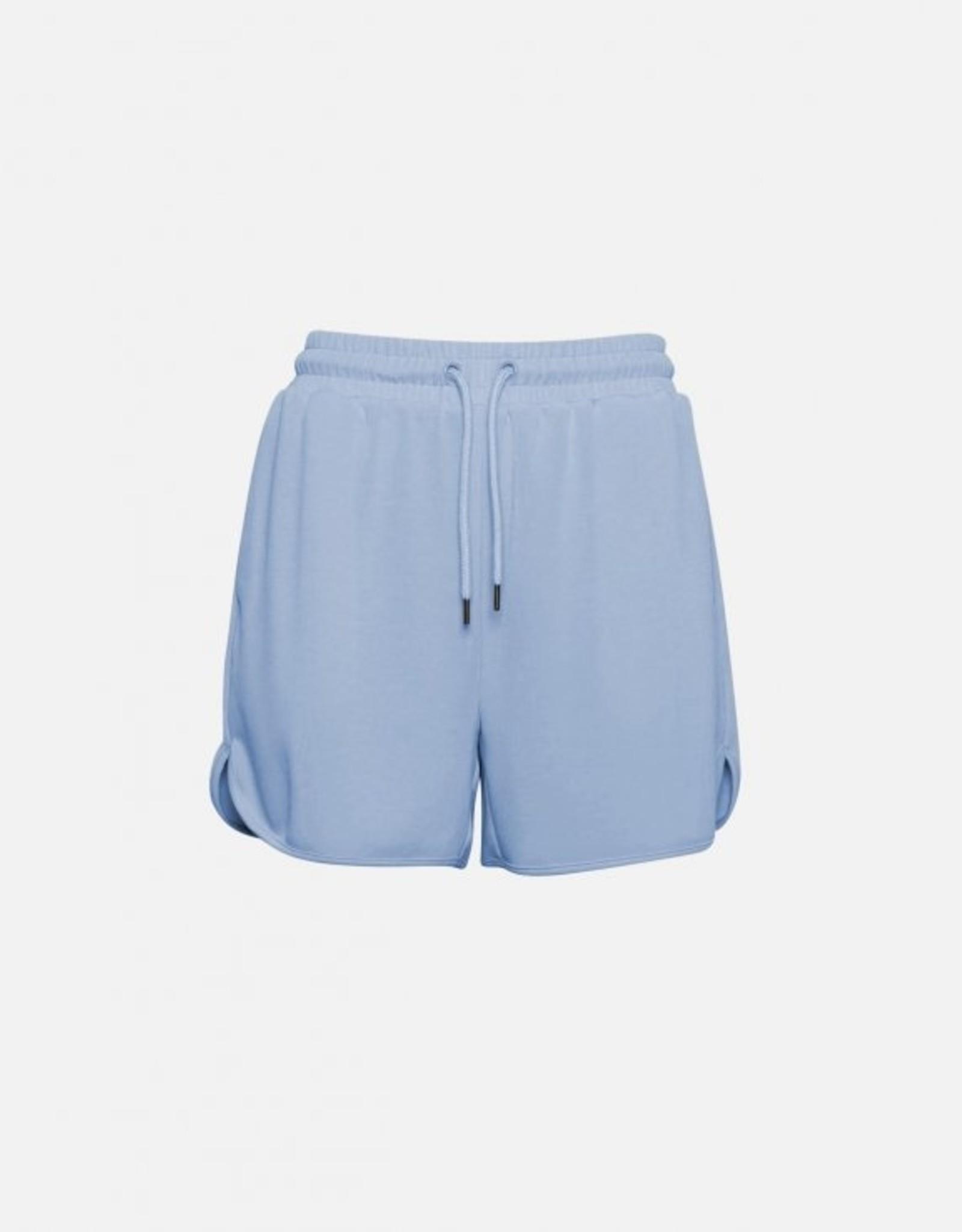 Moss Copenhagen Terisa Merla Shorts Powder Blue