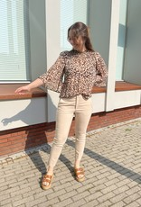 InWear Yasmeen Blouse Natural Forrest Confetti