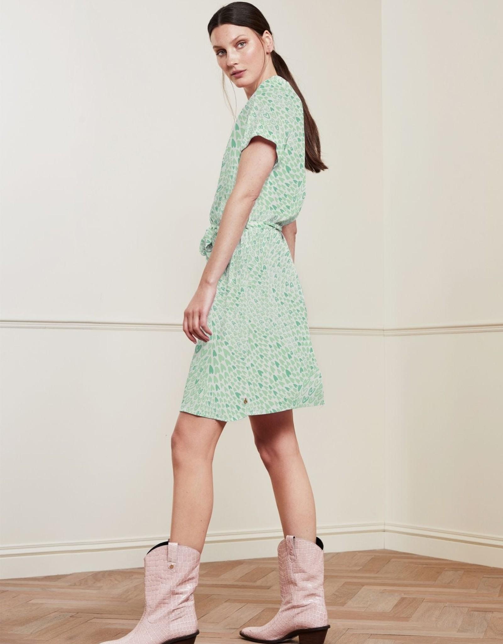 Fabienne Chapot Boyfriend Tess Dress Love Stream