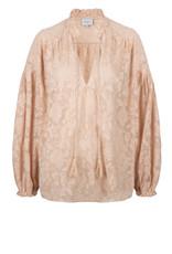 Dante 6 Cameron Embroidered Blouse Blush