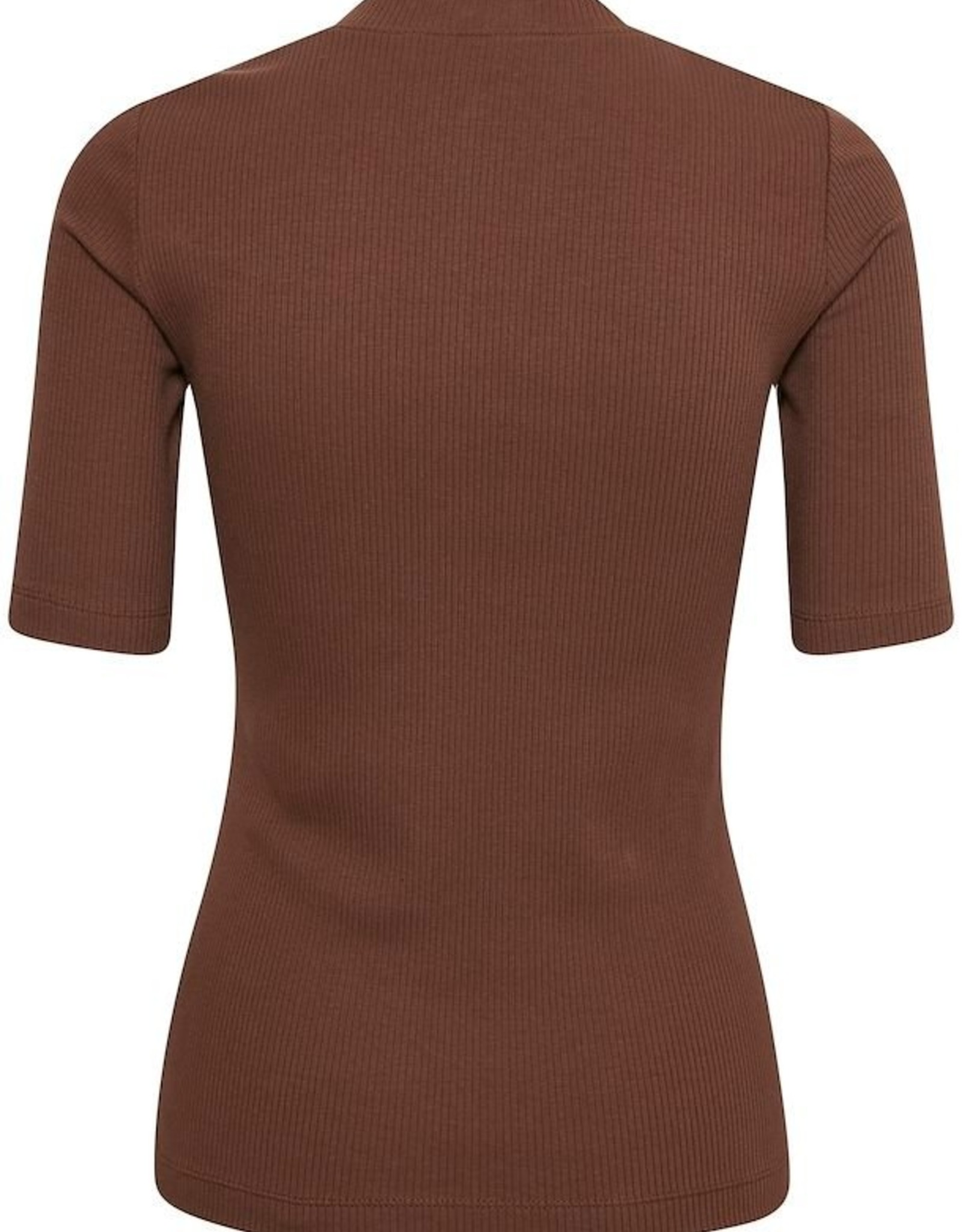 InWear Dagna V T-Shirt Coffee Brown