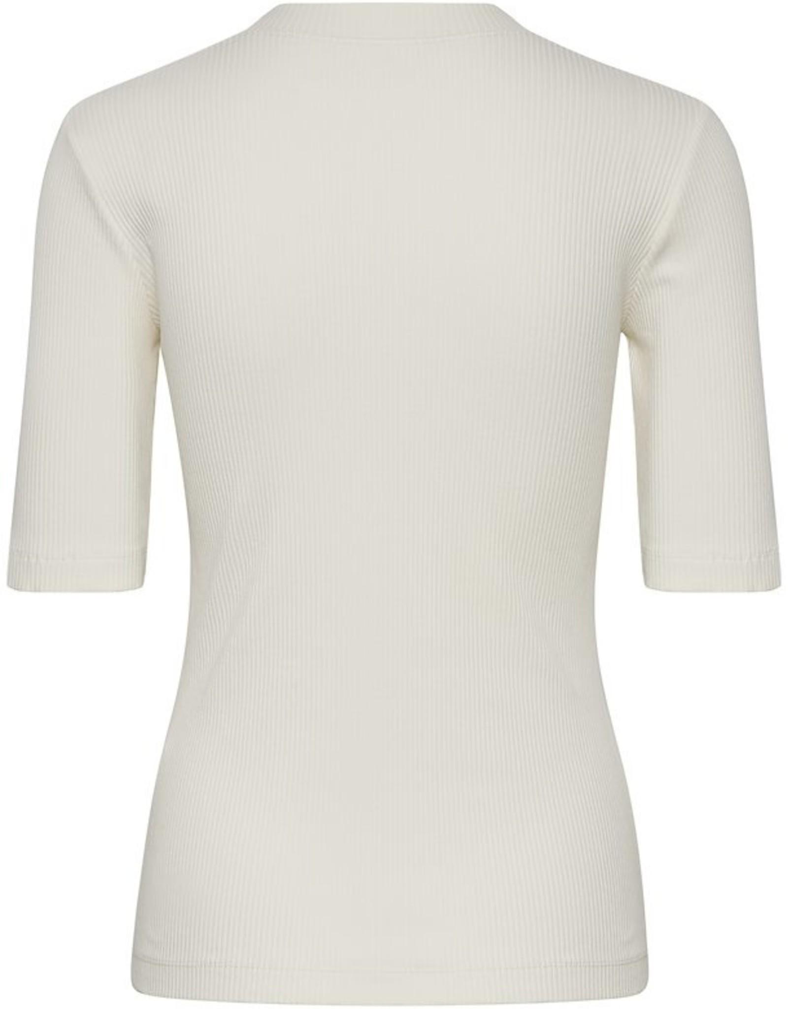InWear Dagna V T-Shirt Whisper White